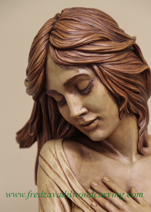 Realistic Wood Sculptures Custom Wood Carving And
